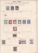 Irlande - Collection Vendue Page Par Page - Timbres Oblitérés / Neufs *(avec Charnière) -Qualité B/TB - Irlanda