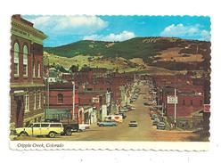 Cripple Creek Colorado-(B.6637) - Colorado Springs