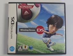 Nintendo DS Japanese : World Soccer Winning Eleven DS NTR-AWEJ-JPN - Electronic Games