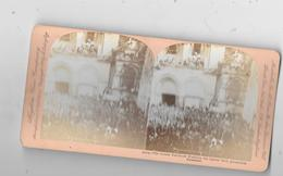 Carte Stéréoscopique De JERUSALEM, PALESTINE - Stereoscopische Kaarten