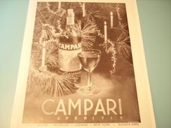 PUBLICITE APERITIF CAMPARI - Posters