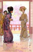 MADAMA BUTTERFLY G.RICORDI & C.MILANO - DEPOSTO - Cartes Postales