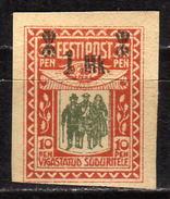 ESTLAND 1920 - MiNr: 25  * / MLH - Estland