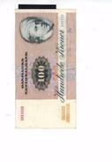 Danemark 100 Kroner Serie 1972 - Danemark