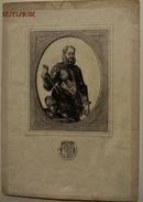 "GRAVURE - ENGRAVING  XVIII°   Par  William  Unger  à Hendrick Goltzi  - Guillaume I ""Silent"" D'Orange-Nassau (1533-1584) - Engravings"