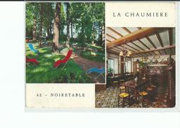 42 NOIRETABLE La Chaumière Restaurant - Noiretable