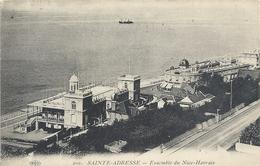 200. SAINTE-ADRESSE . ENSEMBLE DU  NICE-HAVRAIS  - ECRITE AU VERSO LE 23/5/1916 - Sainte Adresse