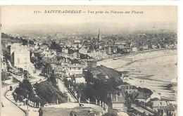 170. SAINTE-ADRESSE . VUE PRISE DU PLATEAU DES PHARES . CARTE NON ECRITE - Sainte Adresse