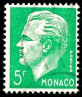 MONACO 1950 - Yv. 349 Obl.   Cote= 6,50 EUR - Prince Rainier III ..Réf.MON20311 - Usati