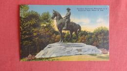 - North Dakota > Minot  Theodore Roosevelt  Monument    -ref  2449 - Minot
