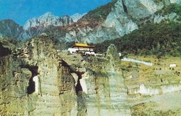 China - Muli Grand Monastery, Muli Tibetan Autonomous County Of Sichuan Province - Tibet