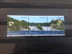 Zwitserland / Suisse - Complete Serie Rijnwaterval 2015 Very Rare! - Gebraucht