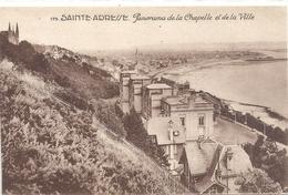 175. SAINTE-ADRESSE - PANORAMA DE LA CHAPELLE ET DE LA VILLE . NON ECRITE - Sainte Adresse