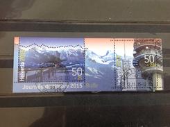 Zwitserland / Suisse - Complete Serie Jaar Van De Postzegel 2015 Very Rare! - Zwitserland