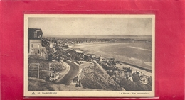 60. Ste-ADRESSE - LE HAVRE . VUE PANORAMIQUE + TRAMWAY AU TERMINUS  . NON ECRITE - Sainte Adresse