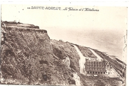 68. SAINTE-ADRESSE - LA FALAISE ET L'HOTELLERIE . CARTE NON ECRITE - Sainte Adresse