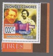 Louis-Jacques Daguerre,  Physicist, Invention Of The Daguerreotype / Process Of Photography, Physics, MNH - Fotografia