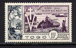 TOGO - A22** - 10è ANNIVERSAIRE DE LA LIBERATION - Togo (1914-1960)