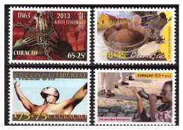 Antilles / Curacao 2013 150 Afschaffing Slavernij Abolition Of Slavery MNH - Curaçao, Antilles Neérlandaises, Aruba