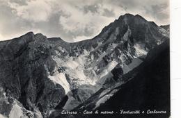 Carrara. Cave Di Marmo. Fantiscritti E Carbonera - Carrara