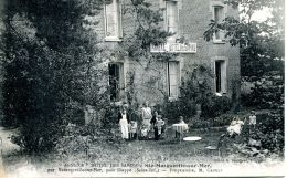 N°32861 -cpa Ste Marguerite Sur Mer -annexe Hôtel Des Sapins- - France