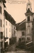 (1) CPA  Colmars Les Alpes  La Grande Rue    (bon Etat) - Frankrijk