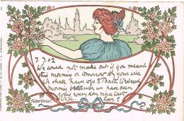 COLLECTION DES CENT N° 52 ILLUSTRATEUR A.HERBINIER - Autres Illustrateurs