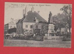 Phalsbourg --  Denkmal Des Général Mouton - Phalsbourg