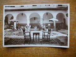 "Carte Assez Rare , Maroc , Tanger , "" El Minza Hôtel "" Tangier - Tanger"