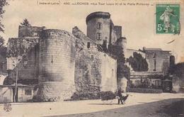 Loches La Tour Louis XI   1913 - Loches