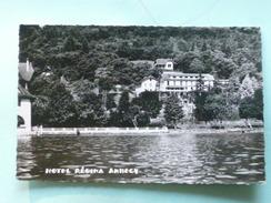 V07--74- K-haute Savoie-annecy-hotel Regina-vue D'ensemble-de L'hotel Prise Du Lac - Annecy