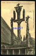 Ergué Gabéric - Calvaire De Kerdévot, Près De La Chapelle De Ce Nom- Environs De Quimper - Très Bon état - Réf: 34105 - Ergué-Gabéric