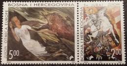 Bosnia And Hercegovina, HP Mostar, 1997, Mi: 35-36 (MNH) - Bosnia Erzegovina