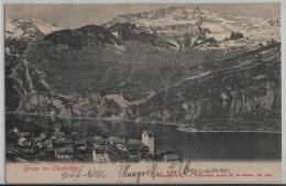 Gruss Aus Obstalden - Photo: Chr. Tischhauser No 442 - GL Glaris