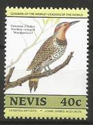 Nevis - MNH - Northern Flikker ( Colaptes Auratus ) - Spechten En Klimvogels