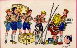 SVEN - Le Déménagement Des Collections - Andere Illustrators