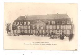 Vauvillers-Hôtel De Ville-(B.6649) - Autres Communes