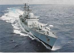 "BATEAU DE GUERRE ( ENGLAND ) Warship Kriegsschiff : "" HMS MANCHESTER "" Destroyer - Oorlogsschip - Krieg"