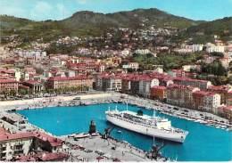 BATEAU FERRIES Ferry-boat ( FRANCE ) Car Ferry Le NAPOLEON à NICE (Nice - Ajaccio CORSE) - CPSM Dentelée GF -Fährschiff - Transbordadores