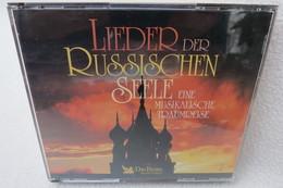 """2 CD-Box """"Lieder Der Russischen Seele"""" Eine Musikalische Traumreise - Hit-Compilations"""