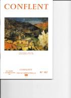 Revue CONFLENT Numéro 167- 1990 - - Languedoc-Roussillon