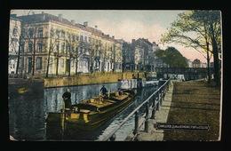 CHARLEROI = QUAI DE BRABANT -   ARK  - PENICHE - Charleroi