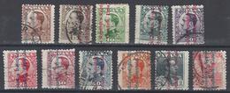 España U 0593/603 (o) Republica. Alfonso XIII. 1931 - 1931-50 Usati