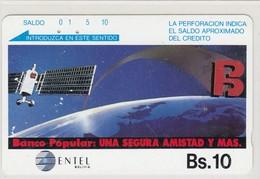 Bolivia  #15