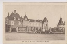 D28 - FRAZE - LE CHATEAU - FACADE - France