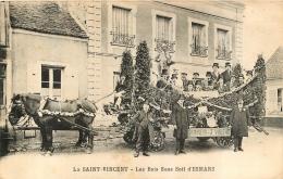 ESMANS LA SAINT VINCENT LES BOIS SANS SOIF - Francia