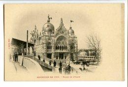 PARIS - Exposition De 1900 - Palais De L'Italie - Exposiciones