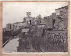 Assisi San Francesco Veduto Da San Pietro - Luoghi
