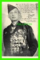 MILITARIA - MÉDAILLÉ SOLDAT LÉGION ÉTRANGÈRE -  J.P  DELFOSSE EN 1988 - - Personaggi
