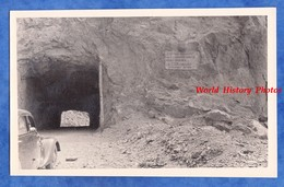 Photo Ancienne - Tunnel De FOUM ZABEL ( Maroc ) - Creusés Par Les Sapeurs De La Légion Etrangère à Partir De 1927 - Guerre, Militaire